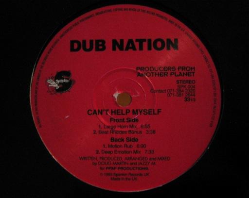 Dub Nation label